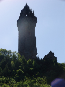 William Wallace Monument Source: farm4.static.flickr.com via Krystal on Pinterest